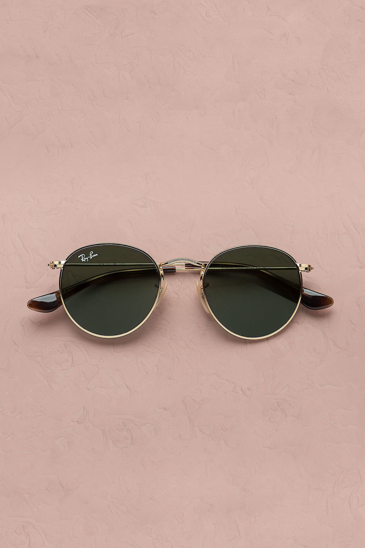 lunette soleil ray ban femme ronde
