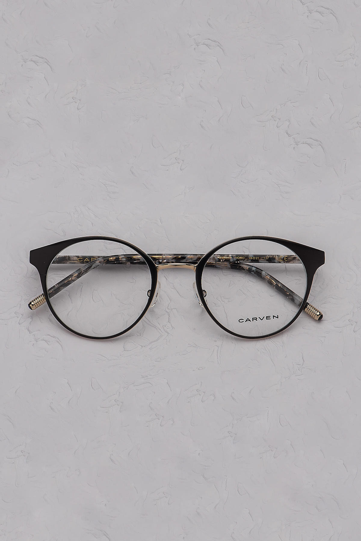 df41ce1f22f Lunette de vue Carven - CM3017 Ronde - Optic