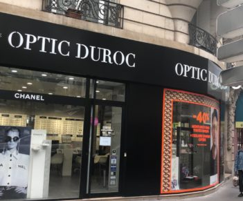 Optic Duroc<br>PARIS 7 - SEVRES