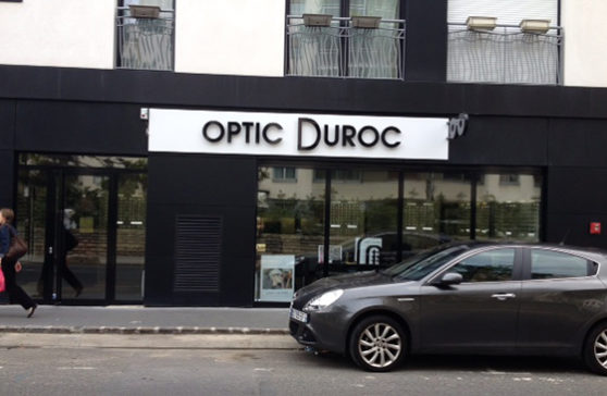 Optic Duroc<br>BOULOGNE BILLANCOURT