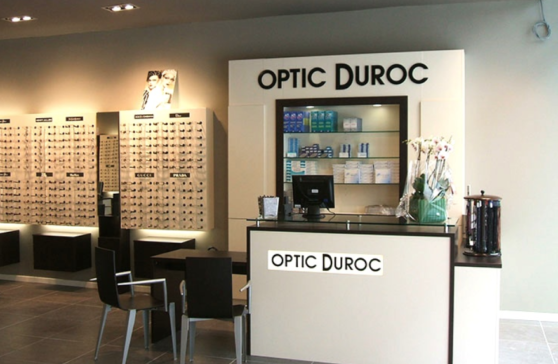 Optic Duroc<br>SAINT-NAZAIRE