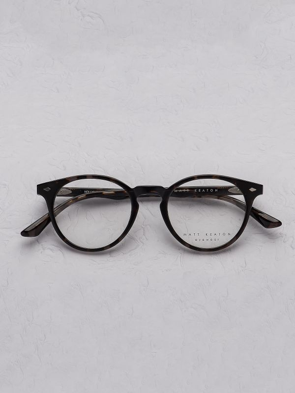 Lunette de vue Matt Keaton Hollywood chez Optic Duroc
