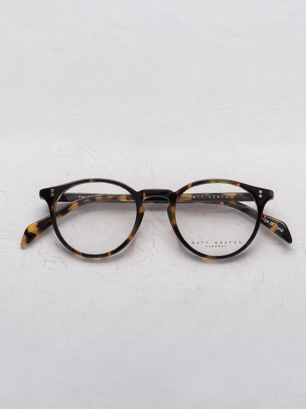 Lunette de vue Matt Keaton Palm Beach chez Optic Duroc