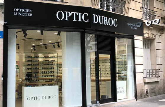 Optic Duroc<br>PARIS 15