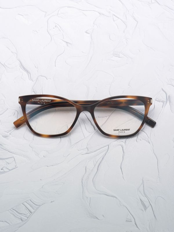 Lunette de vue Saint Laurent 287 marron
