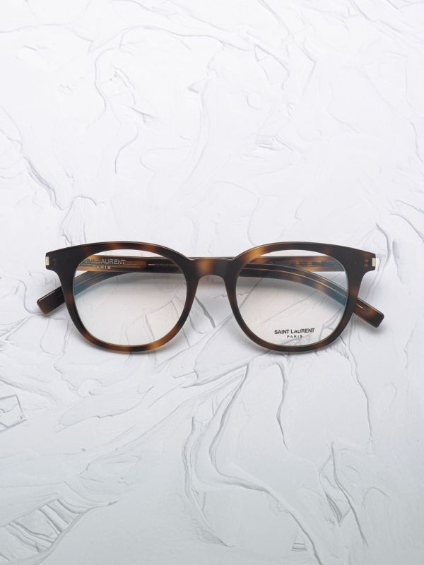 lunette de vue Saint Laurent 289 marron