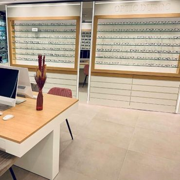 Boutique optic duroc opticien
