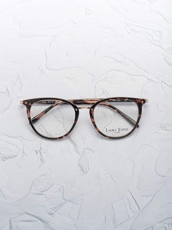 Lunettes de vue Laura Johns Alma opticien optic duroc