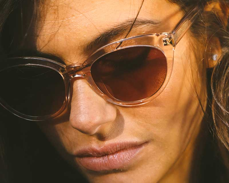 Paire de lunettes femme laura johns collection 2020