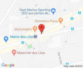 116 Rue de Paris, 93260 Les Lilas, France