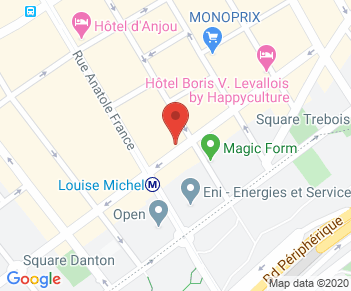 49 Rue Louise Michel, 92300 Levallois-Perret, France