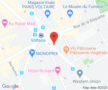 113 Boulevard Voltaire, 75011 Paris, France