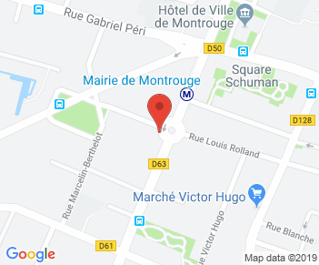 62 Avenue de la République, 92120 Montrouge, France