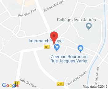3 Rue Jean Varlet, 59630 Bourbourg, France