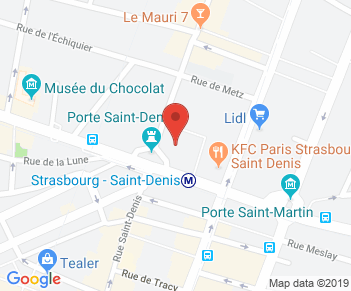 28 Boulevard St Denis, 75010 Paris, France