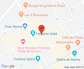 25 Rue de l'Étape, 51100 Reims, France
